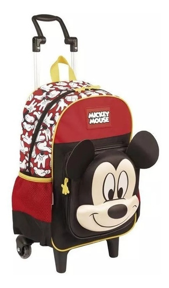 Mochilete Mickey Mouse 65304 M - Original