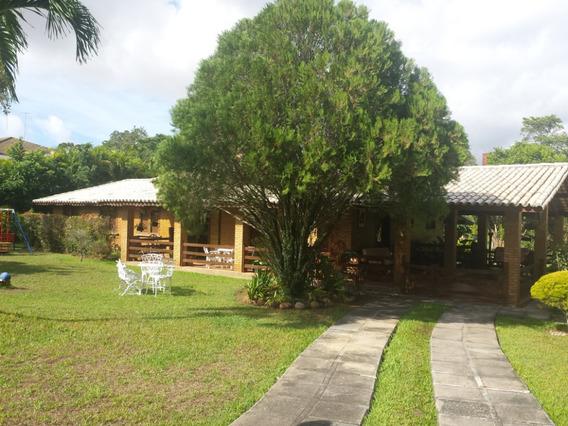 Casa 4 Qts,2suites Condominio Parque Encontro Das Aguas