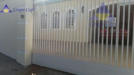 Casa Residencial À Venda, Jardim Guarani, Campinas - Ca0248. - Ca0248