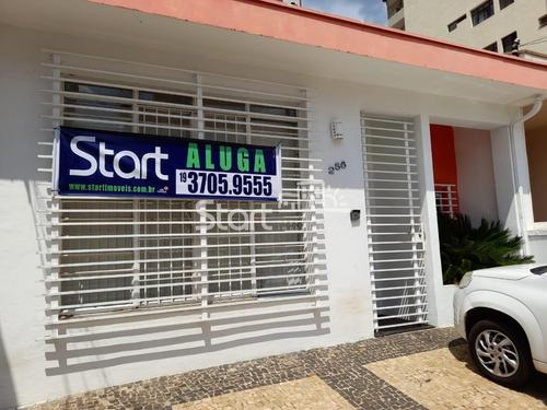 Casa Á Venda E Para Aluguel Em Bosque - Ca097769