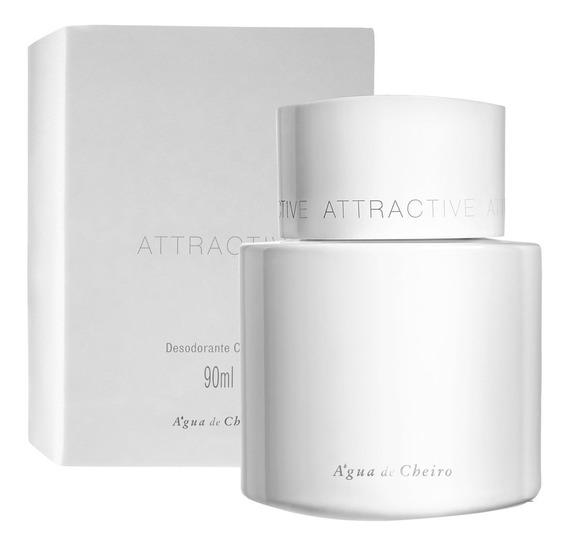 Perfume Attractive Feminino Água De Cheiro 100ml Original
