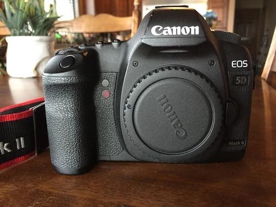 Canon Eos 5d Mark 2 - Máquina Fotográfica