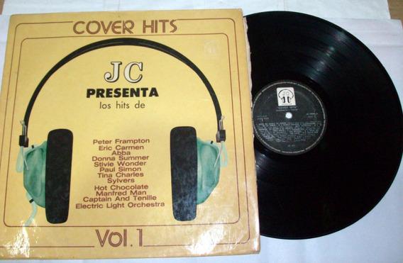 Cover Hits / Abba - Donna Summer - Stevie Wonder / Vinil Ex+
