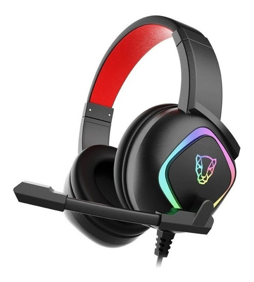 Headset Motospeed G750 Preto Fone E Microfone Rgb