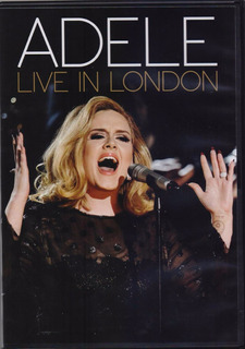 Adele Live In London Itunes 2011 Londres Concierto Dvd