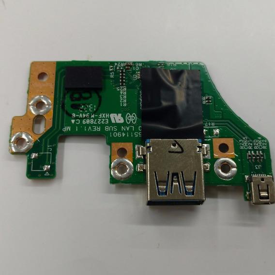 Placa Rede Sem Fio Usb Ultrabook Lg Z360 Wireless Lan Z360-g
