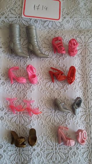 1714-sapatinhos Para Pullip, Dal