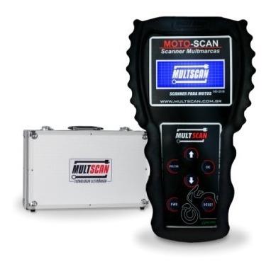 Scanner Para Motos Moto-scan Pró 6.0