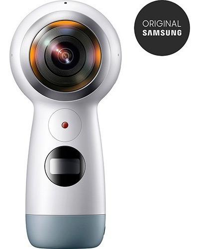 Samsung Gear 360 - 2017 Na Caixa/acessórios -pouquissimo Uso