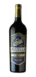 Vino La Posta Malbec Pizzella Oferta Celler