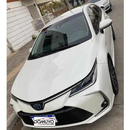 Toyota Corolla Se-g Hybrid