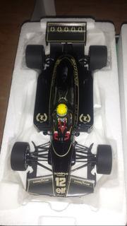 Ayrton Senna Racing Car Collection