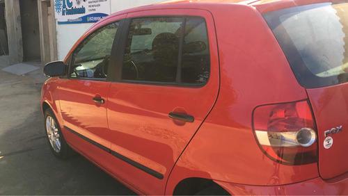 Volkswagen Fox 2005 1.0 Plus Total Flex 5p