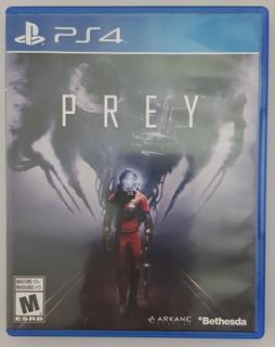 Prey (y Otros Juegos A La Venta)