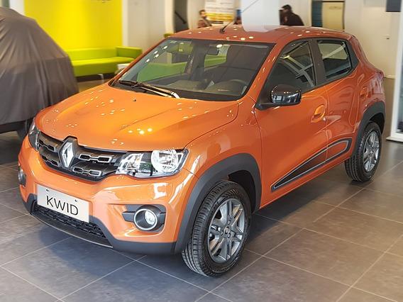 Renault Kwid Iconic 2019 0km Contado Permuta Auto Usado