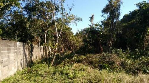 (ref: 4448)terreno 207m² - Itanhaém/sp - Recanto Imigrantes