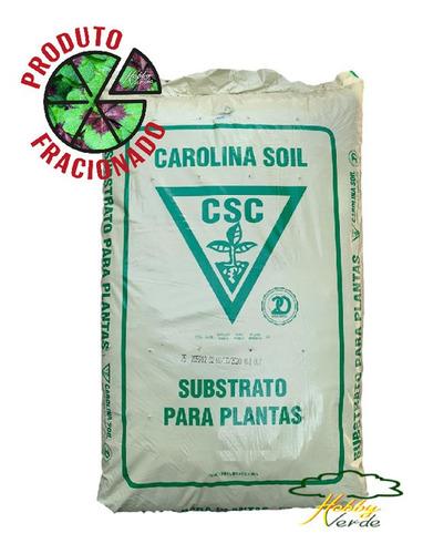 Substrato Carolina Soil Padrão Cactos E Suculentas 15 Litros