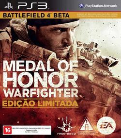 Medalha De Honra Warfighter Ps3 Digital Psn Envio Na Hora!!