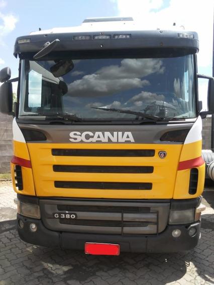 Scania G-380 6x2 Único Dono