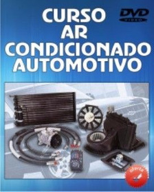 Curso Ar Condicionado Automotivo - Videos E Esquemas - 6 Dvd