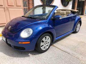 Volkswagen Beetle 2.5 Cabrio Glx Mt