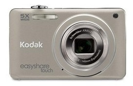 Kodak Easyshare Touch M5370 16 Mp Digital Camera With 5x Opt