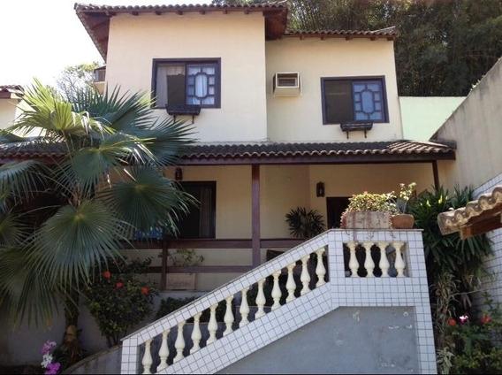 Casa Em Pechincha, Rio De Janeiro/rj De 420m² 3 Quartos À Venda Por R$ 850.000,00 - Ca584378