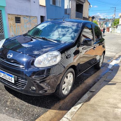 Imagem 1 de 4 de Nissan March 2013 1.6 Sv 5p