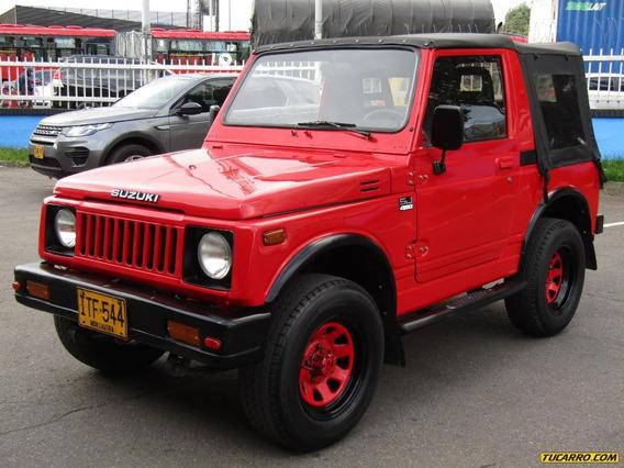 Suzuki Sj 410 4x4 1.4