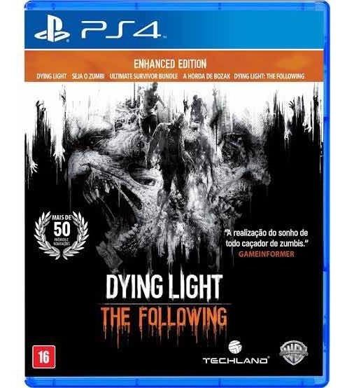 Jogo Ps4 Dying Light