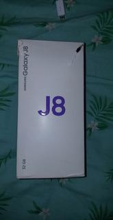 Celular Samsung J8 Negro 64gb 2019
