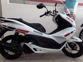 Honda Scooter Pcx 150 Automatica C/ Bolha, Alarme, Porta Bau
