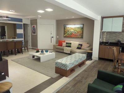 Apartamento Em Campo Belo, São Paulo/sp De 154m² 3 Quartos À Venda Por R$ 2.100.000,00 - Ap174086