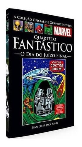 Graphic Novels Quarteto Fantástico - O Dia Do Juízo Final