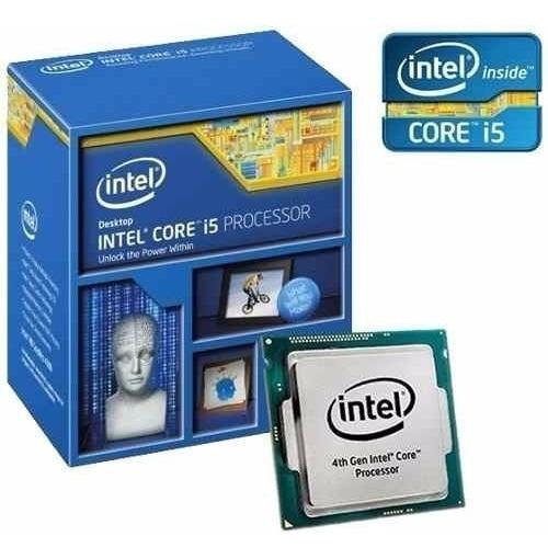 Kit Intel Core I5 4590 + Placa Mãe + 8gb Ram