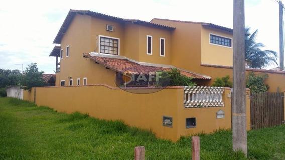 Excelente Duplex 4 Quartos De Ótimo Padrão Em Unamar - Ca0898