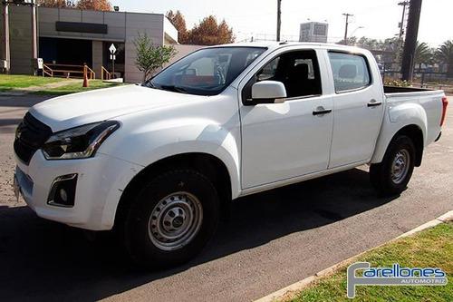 Chevrolet D-max 2.5 4x2 Dsl Dab Abs 2018 Khzx41