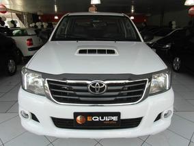 Toyota Hilux 3.0 Std 4x4 Cd 2013