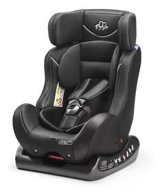 Cadeirinha Preta Bebê P/ Auto Reclinável 0 À 25 Kg Multikids