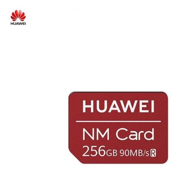 Cartao Memória Nanosd 256gb Huawei P30 Pro Mate 20 Original