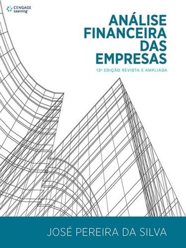 Analise De Financeira Das Empresas - 13ª Edicao Revista E