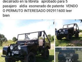 Jeep Land Rober Yip