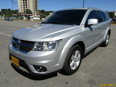 Dodge Journey Se Tp 2400cc Aa 4x2 7psj