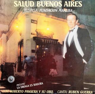 Ruben Guerra - Salud Buenos Aires - Fundación Lp Tan@
