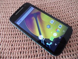 Celular Usado Motorola Moto E 2. Geração 16 Gb Ótimo Estado