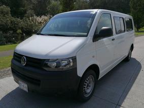 Volkswagen Transporter 2015 Cargo Van Con Ventanas Encantará