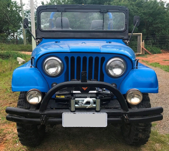 Jeep Willlys Cj5 1974