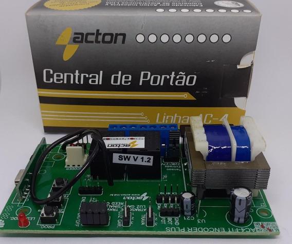 Central Eletronica Acton Para Motor Ppa 8 Segundos Encoder