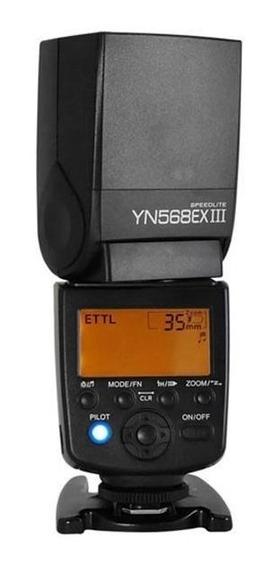 Yongnuo Yn568ex Iii Speedlite Para Canon