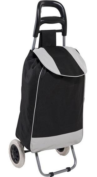 Carrinho Para Compras Leva Tudo Bag To Go Mor
